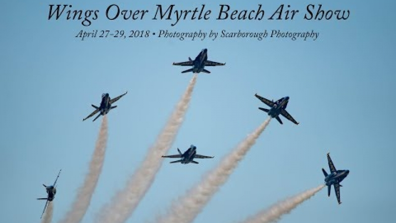 Embedded thumbnail for Wings Over Myrtle Beach