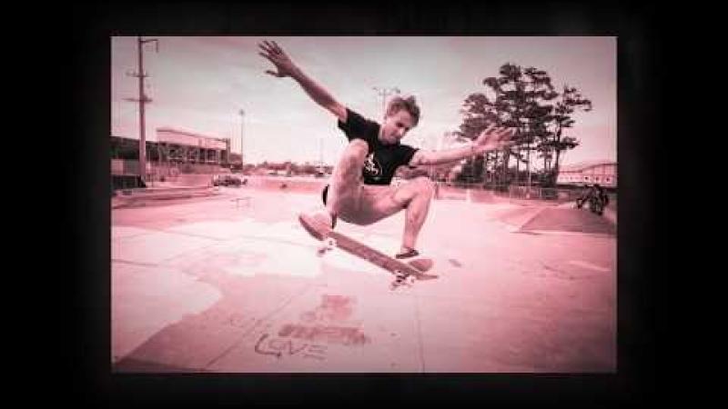 Embedded thumbnail for Matt Hughes Skate Park