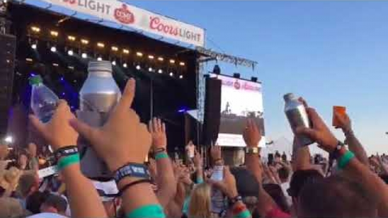 Embedded thumbnail for Carolina Country Music Festival 2017