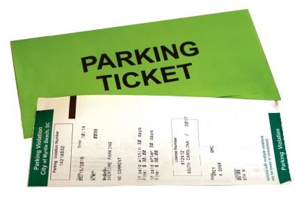 Parking Decals For Myrtle Beach Residents
