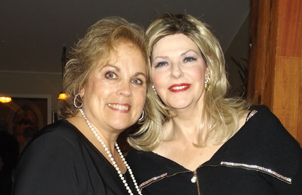 Eileen Henriksen and Marlisa Small