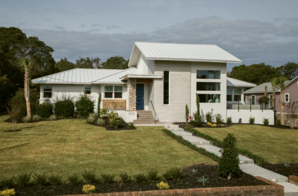 The home of Linda & Kevin Warren