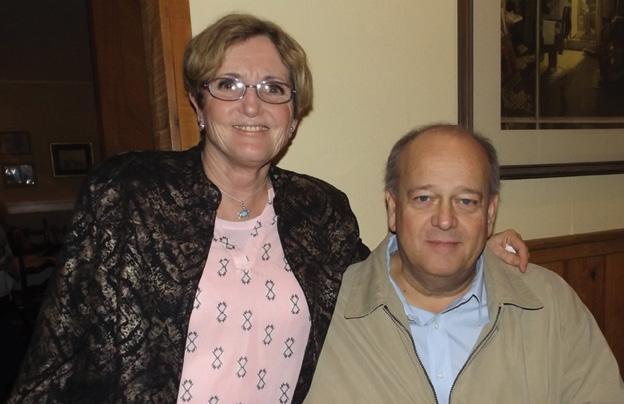 Pat and Frank Bullard
