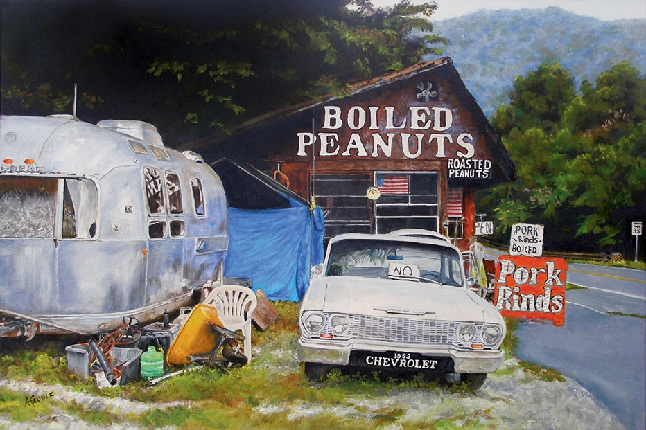 Boiled Peanuts, Ann Caudle