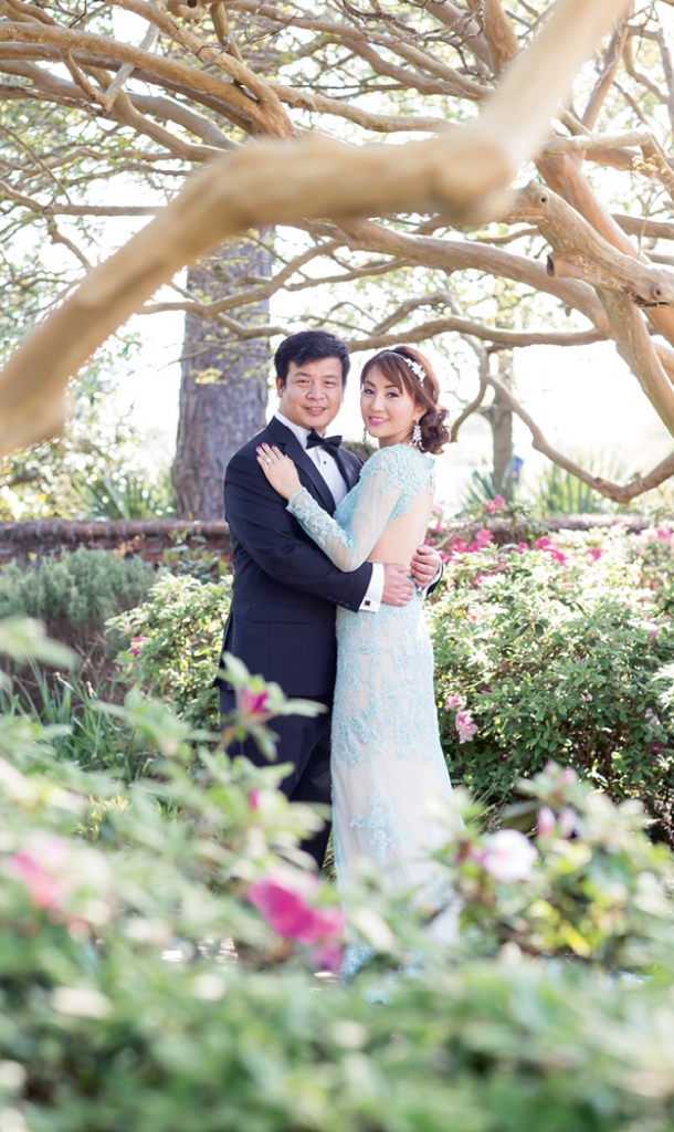 This multicultural wedding was made possible by Stunning and Brilliant Events, Blossoms Events, Event Works, Croissants Bistro and more local vendors.