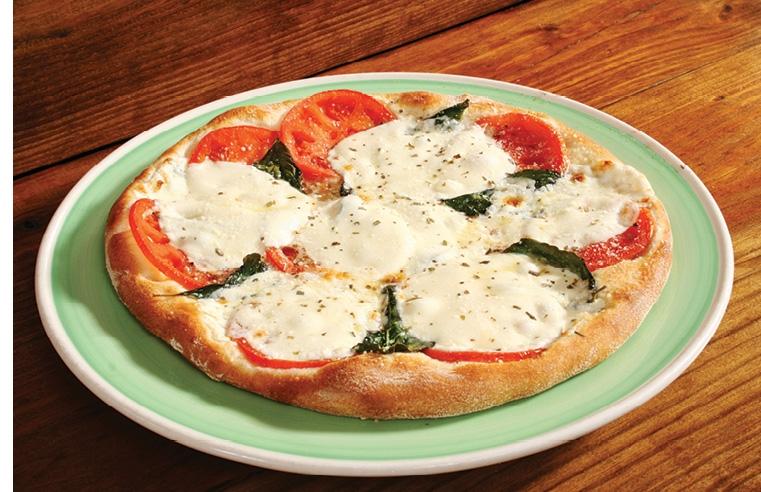 Benito's Margherita Pizza