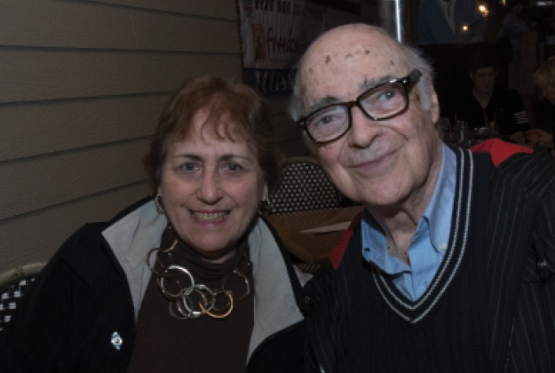 Lloyd and Sheila Kaplan