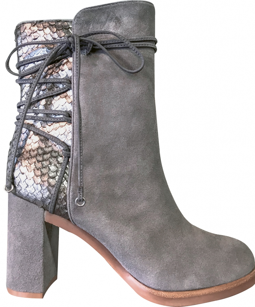 Head Over Heels These Johnston & Murphy boots are laced up with love. $258. Centro Shoes