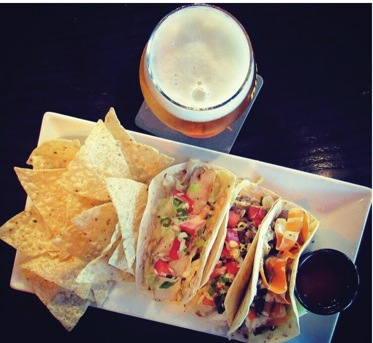 Taco Twosday is a local's favorite at The Brass Tap.