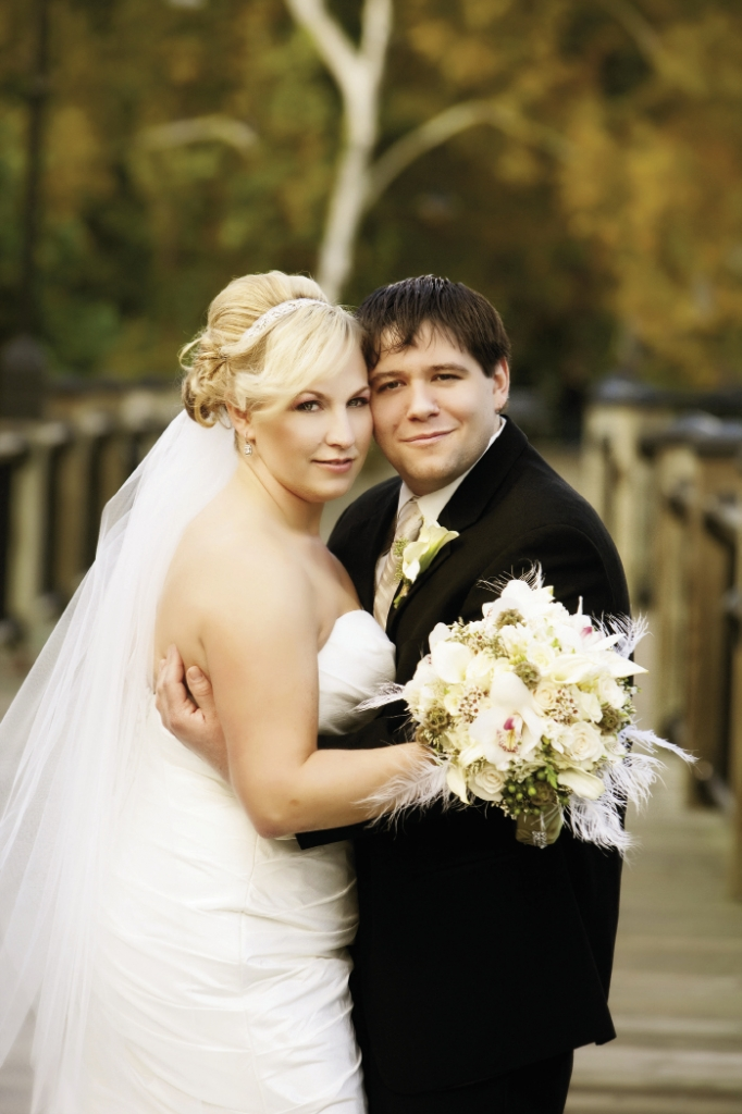 <p><br />Brooke Christl and Walt Kraisky October 22, 2011</p>