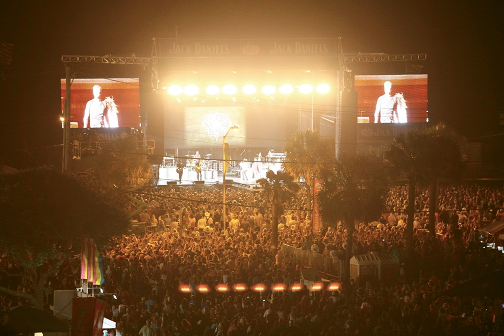 Standing Room Only: More than 20,000 attended last year's CCMF on Saturday night alone. Organizers are expecting an even bigger turnout this year.