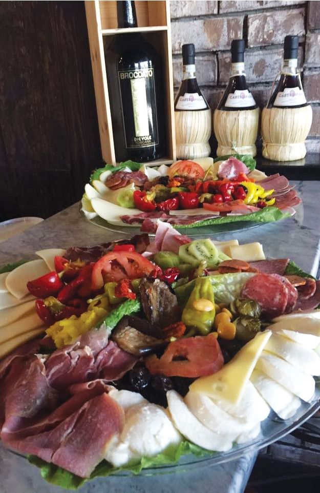 Crave's Antipasto