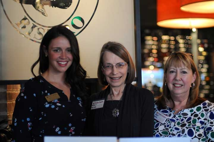 The Freedom Readers held a fundraiser on Monday, March 31, at Rivertown Bistro in Conway. A delicious dinner and a silent auction were on tap to benefit Freedom Readers, whose mission is to improve reading skills in low wealth communities by providing one-on-one literacy tutoring, free books for home libraries, and an inspiring, high-energy learning environment.