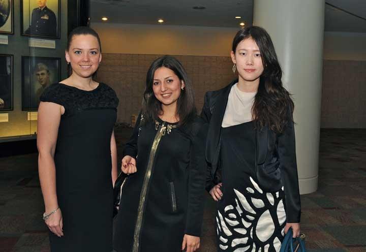 Alina Tananova, Ekaterina Danykina, Kemeng Wang