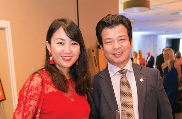 Clara Zhuang and Dan Liu