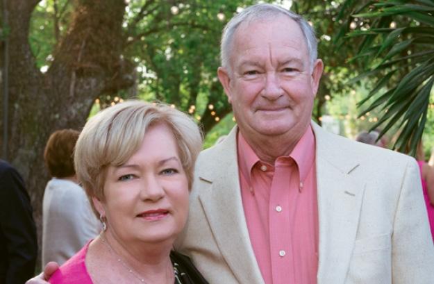 Brenda and Steve Chapman