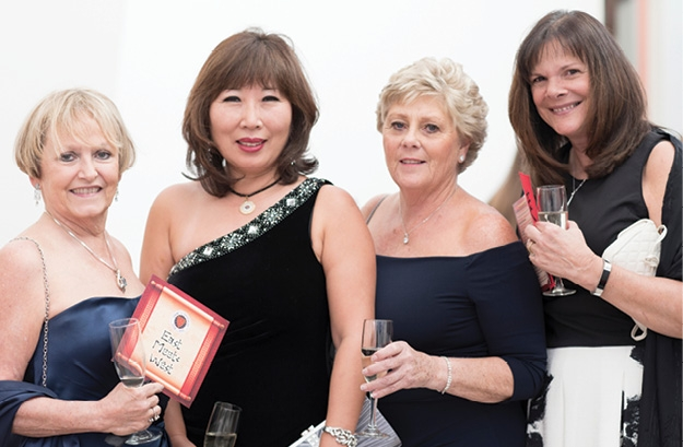 Patti Kussman, Anna Kirby, Truus Miller and Joni Muse