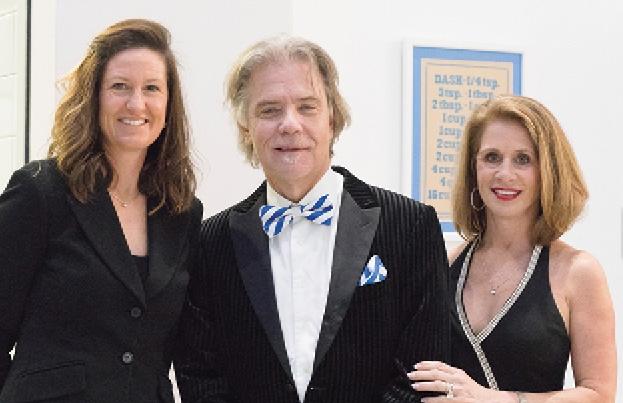 Marissa Chapin with Derrick and Susan Mozingo