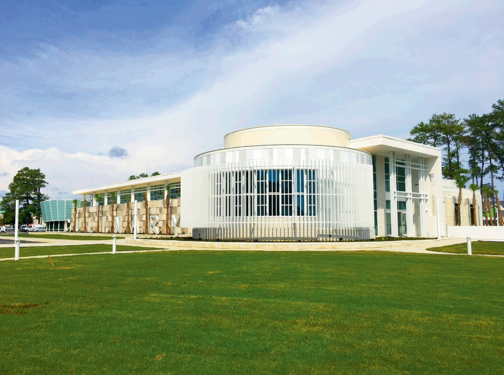 The all new $15 million International Culinary Institute of Myrtle Beach opened