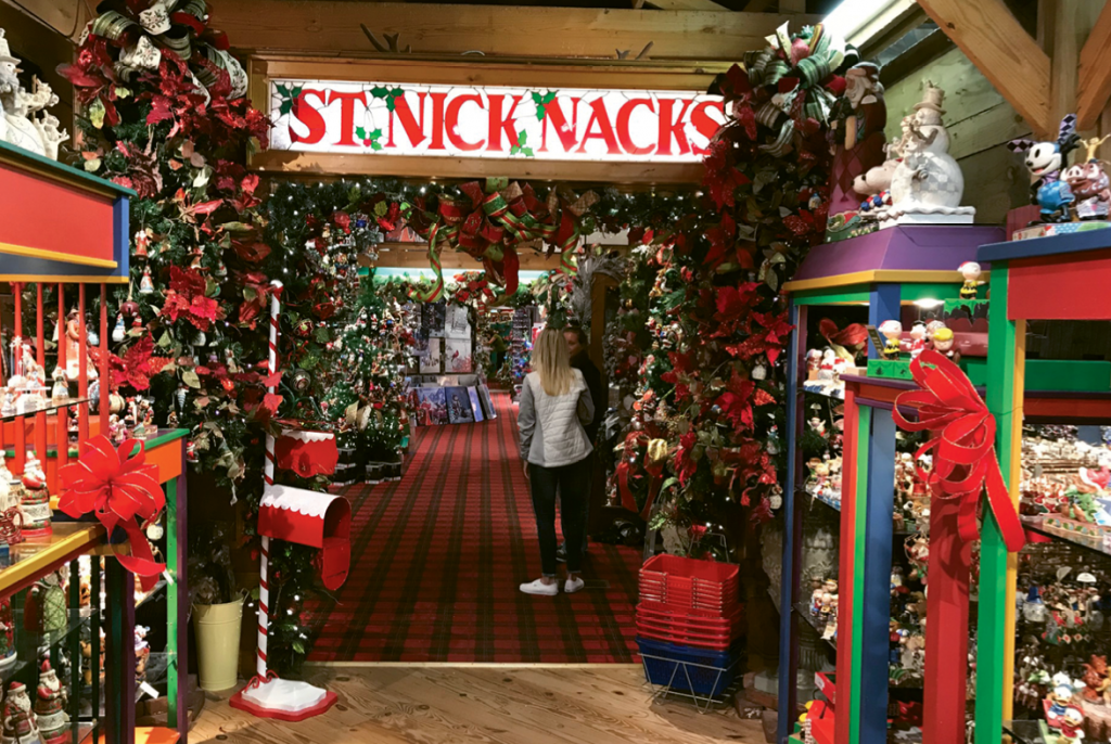 St. Nick Nacks at Callahan's ensures Christmas lasts year-round.