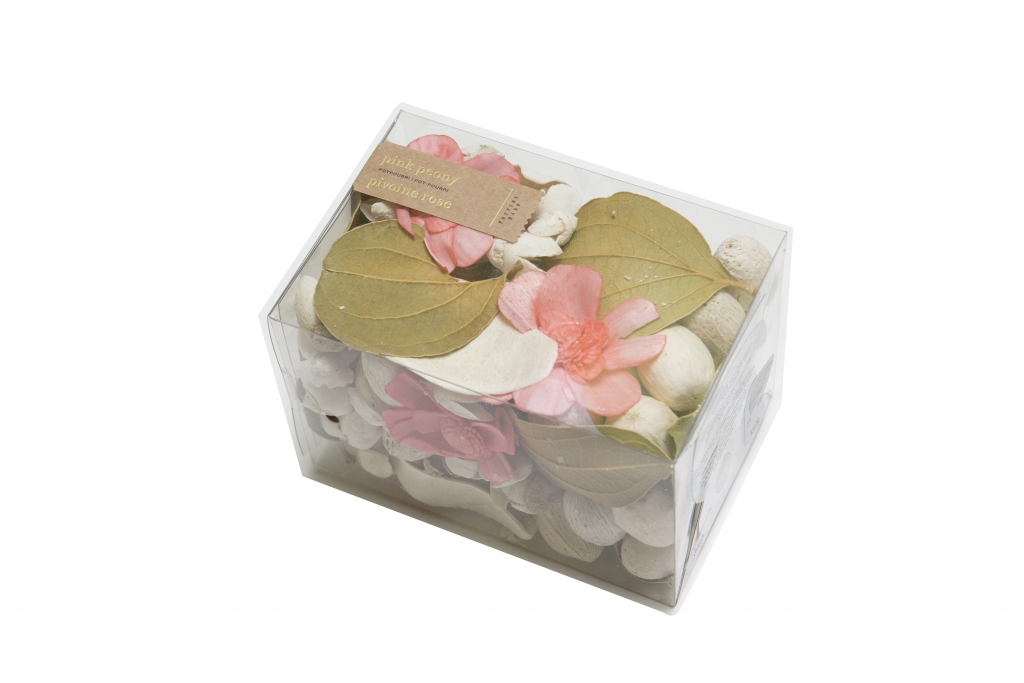 Spring Awakening Smell spring in a box with this pivoine rose-scented potpourri.   $20. The Pottery Barn, 3332 Reed St., Myrtle Beach. The Market Common. (843) 238-0361