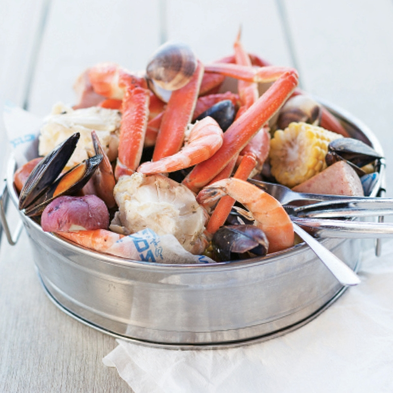 RipTydz' Sea Lovers Steamer pot is a great catch, seasoned with love.