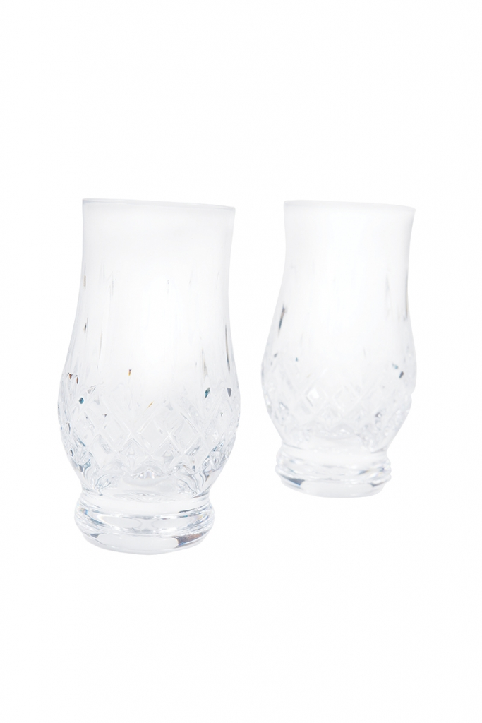 Waterford Wonderland  Whether you are sipping on your favorite single malt or aged straight, these flared tumblers are sure to nail the note on the head no matter what whiskey you prefer. Pictured is the Lismore design by Waterford Wonderland.  $100. Eleanor Pitts, 11096 Ocean Highway #17, Pawleys Island. (843) 237-8080