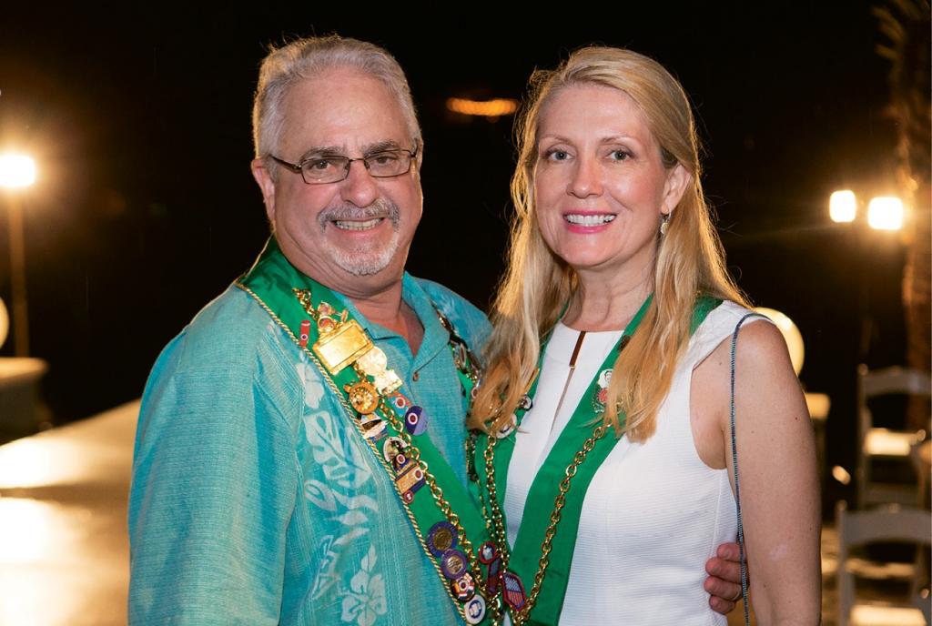 Tony and Allyson Hirsh