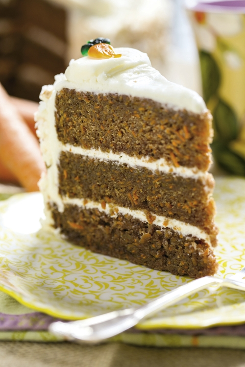 Roz's Carrot Cake;