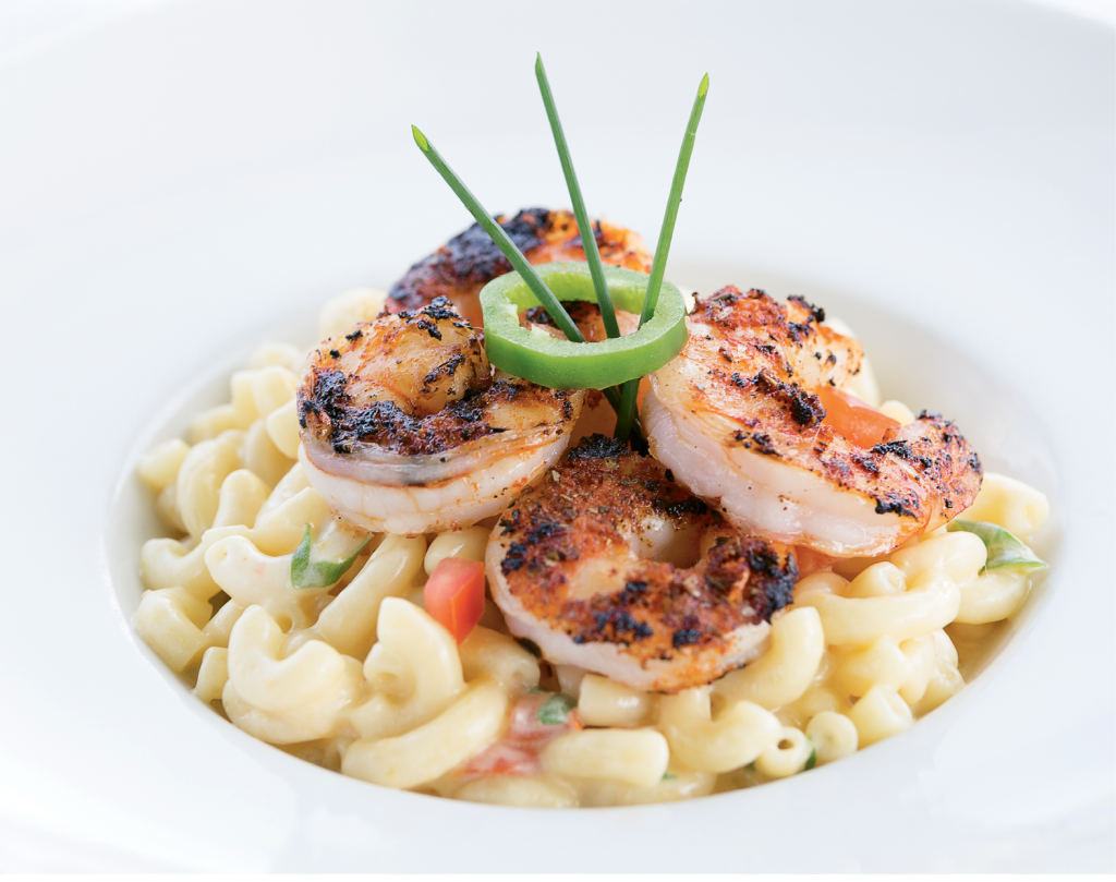 Super Starters: Angry Mac & Cheese takes some heat with jalapeños and blackened shrimp