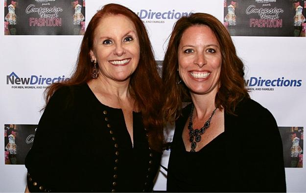 Jill Jemison and Erika Fritz