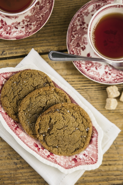 Grandma Erb's Molasses Cookies