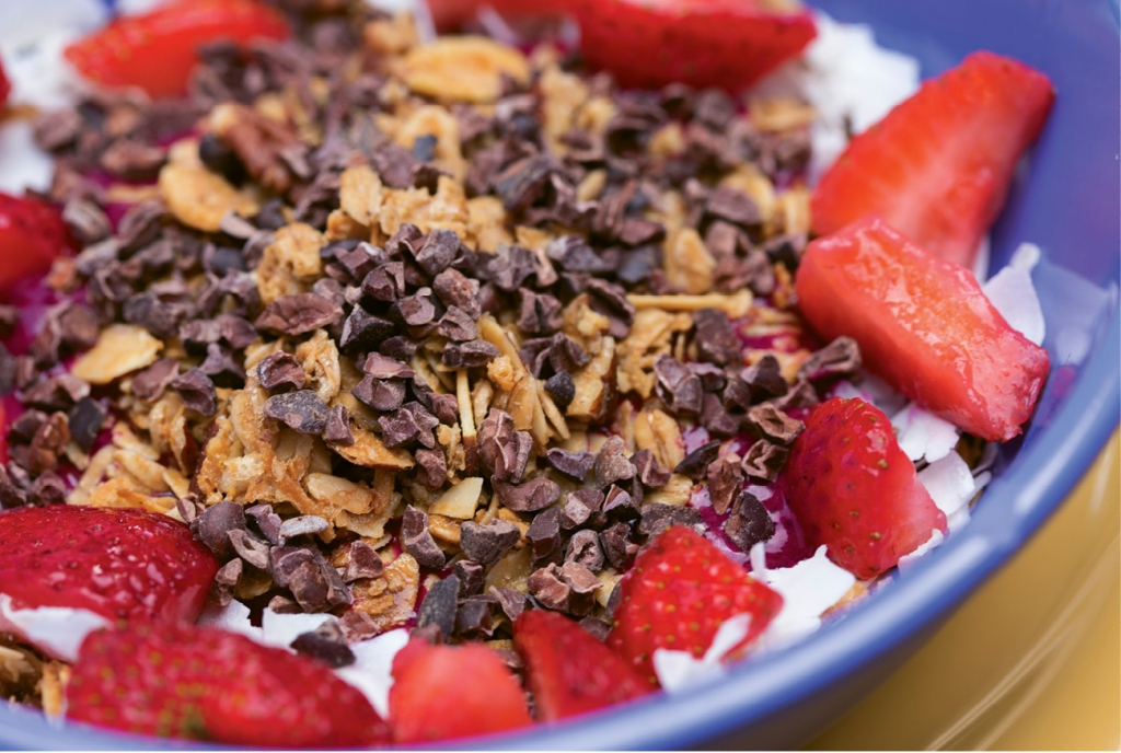 The Cococacao Pitaya Bowl