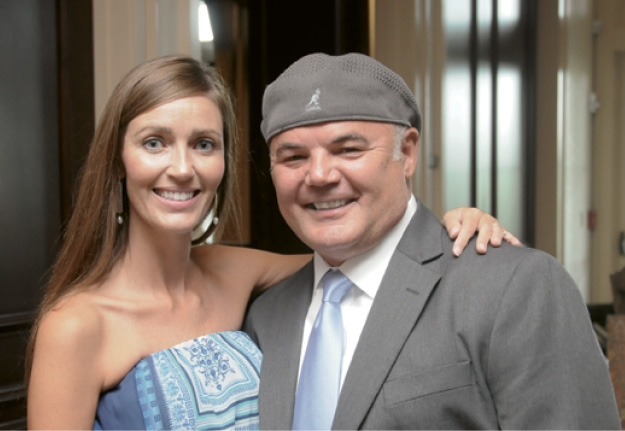 Marsha and Tim Clark