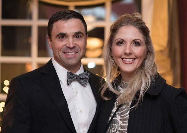 Joel and Amanda Barber