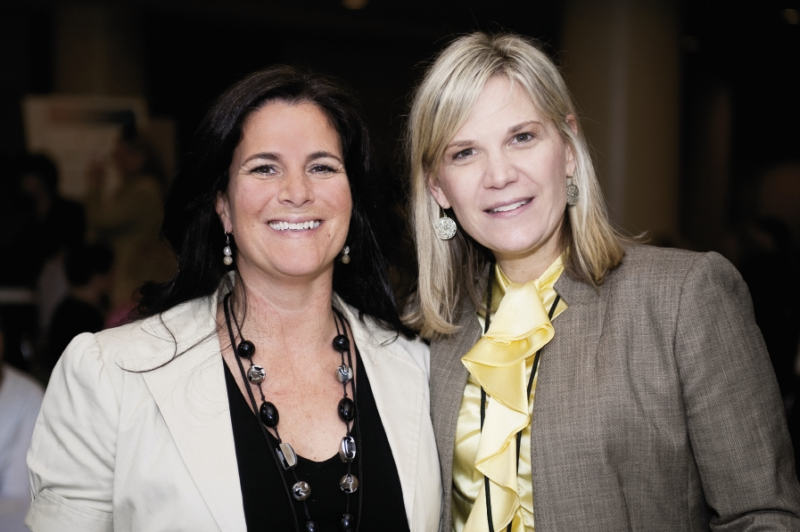 Amy Miller and Lisa Maselli