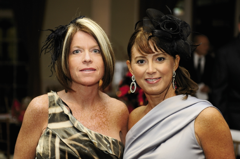 Brooke and Jeri McDowell