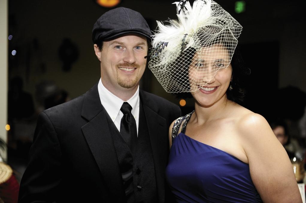 Marty and Samantha Slapnik