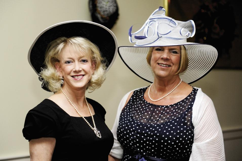 Gail Horton and Vicki Jordan
