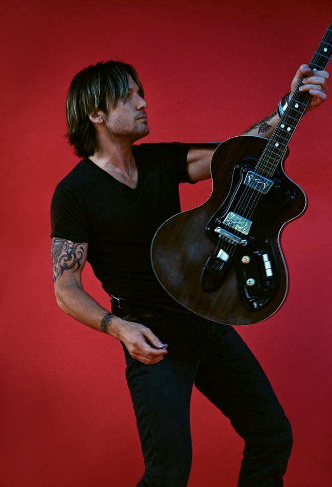 Urban Legend: Four-time Grammy winner Keith Urban takes to the CCMF stage Friday night. The singer, songwriter and virtuoso guitarist is well-known for his high energy live shows.