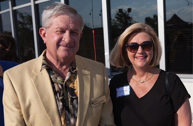 Raymond Heider and Tami Brooks