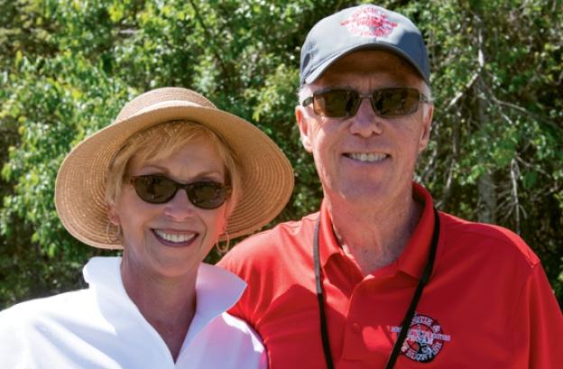 Kathy and Bruce  Betner