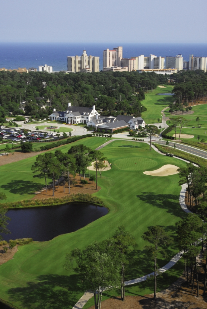 A major renovation in 2009 has given new life to historic Pine Lakes Country Club.