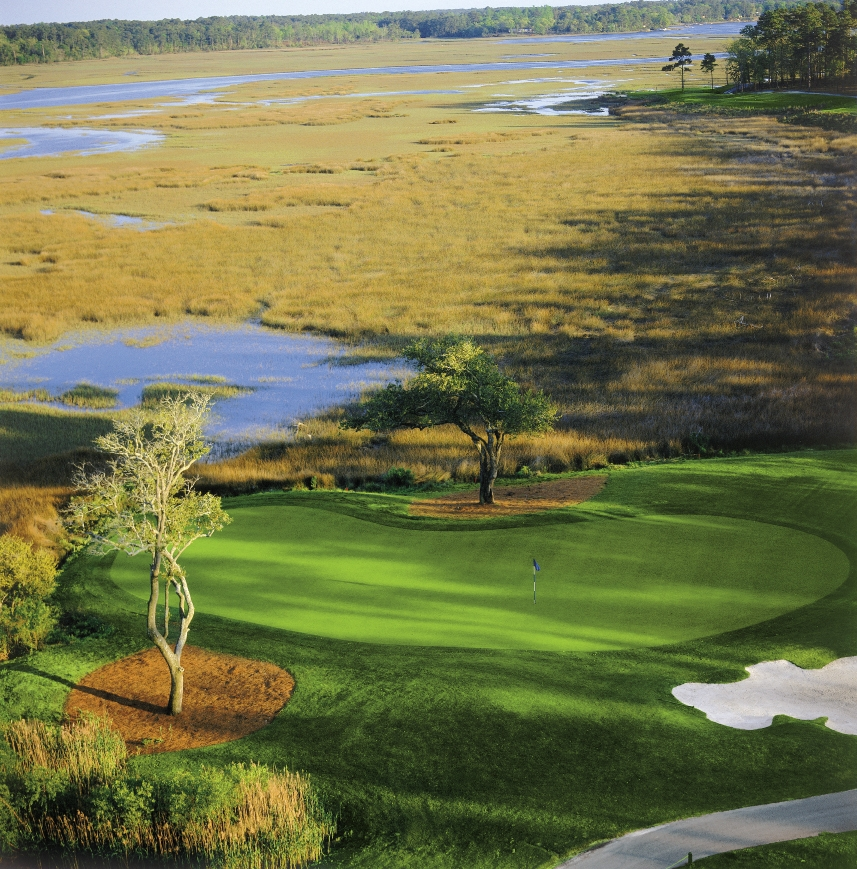 River's Edge, the jewel of the 13 Grand Strand courses managed by East Coast Golf.