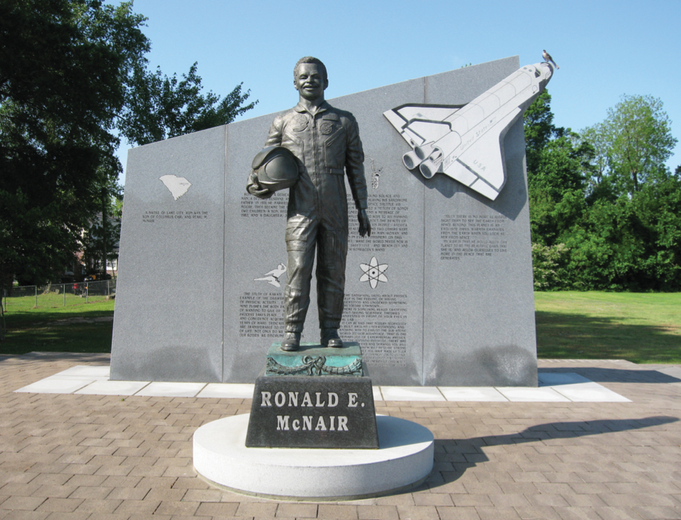 Astronaut Ronald E. MacNair was born in Lake City.