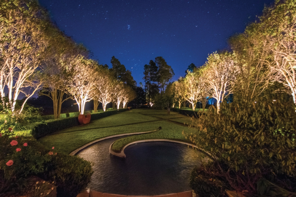 Moore Botanical Garden is open each day of ArtFields.