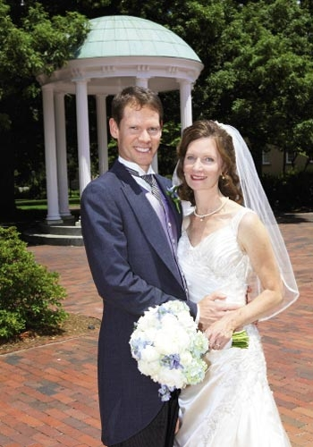 <p><br />Sonja Eubanks and Robert Higgins,October 1, 2011</p>