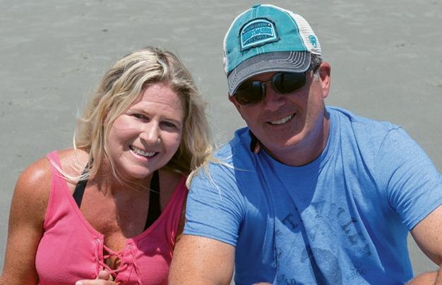 Cindy and John Hoffman