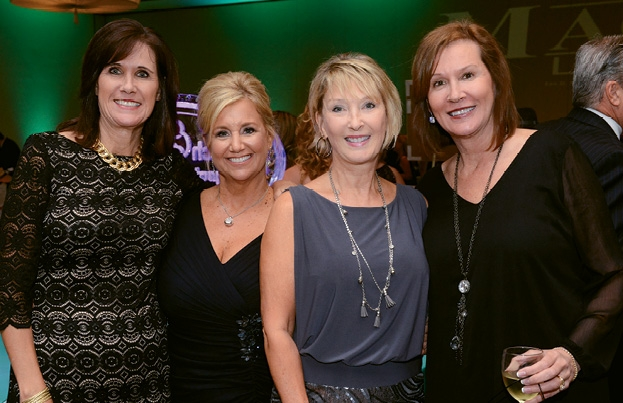Kate Ply, Nikki Mattingly, Trish Fenderbosch and Patty Turek