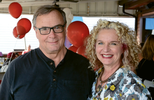 Gordon and Kelly Berl